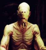 The Pale Man dummy.