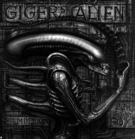 The final Alien design.
