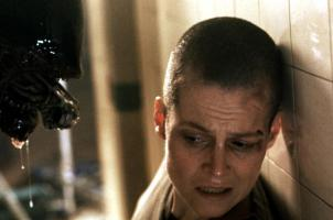 ALIEN 3, Sigourney Weaver, 1992, TM and Copyright © 20th Century Fox Film Corp. All rights reserved..
