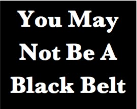belt ranking