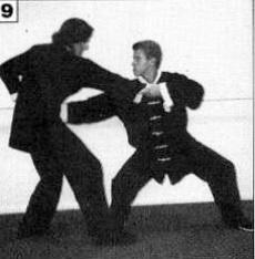 martial form