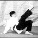 martial arts exercise three