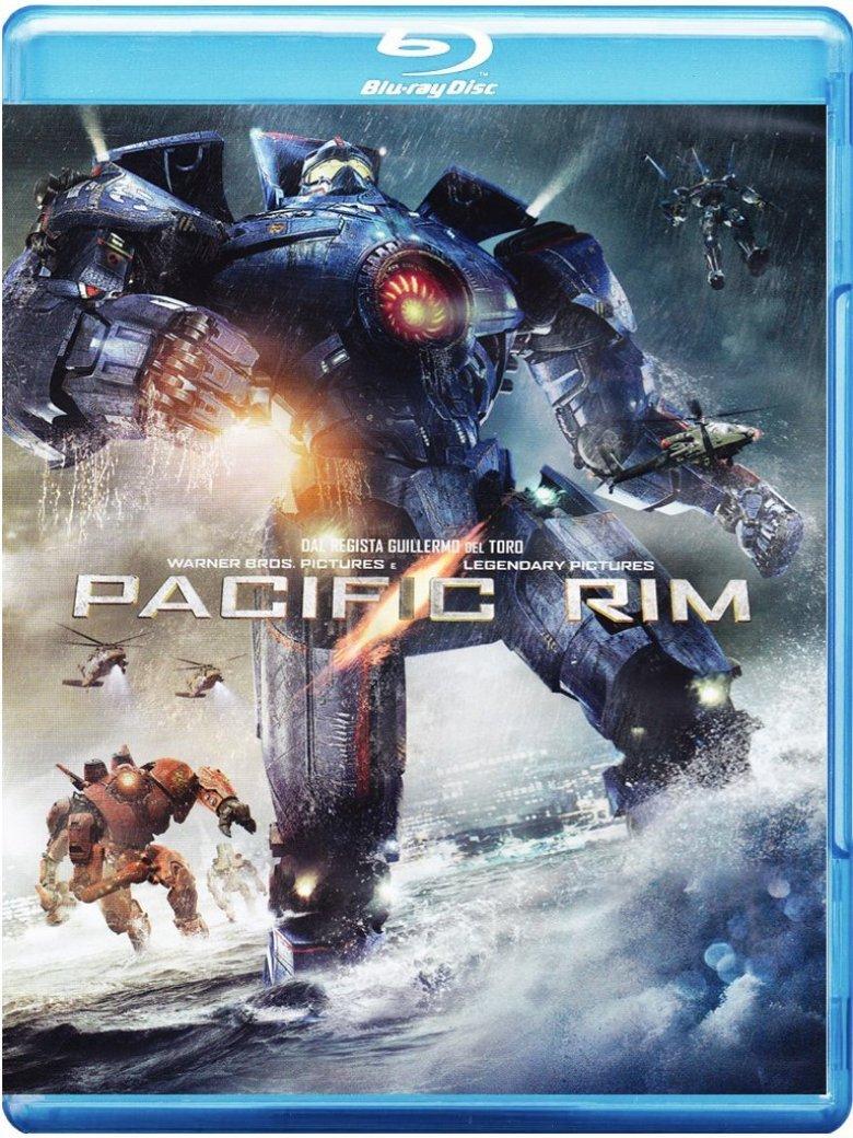 Blu-Ray di Pacific Rim