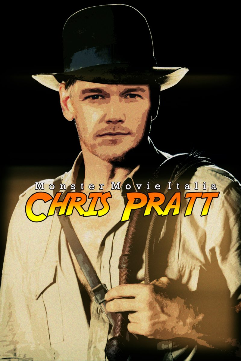 Chris Pratt come nuovo Indiana Jones