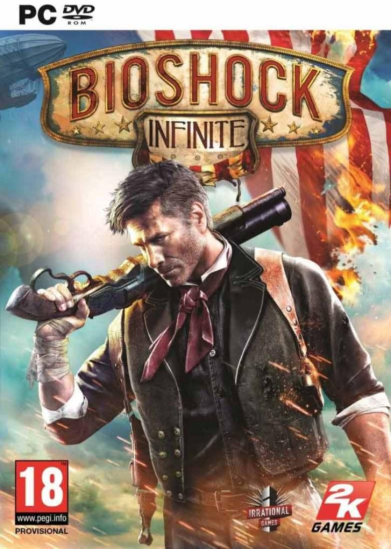 BioShock Infinite PC link per acquistare
