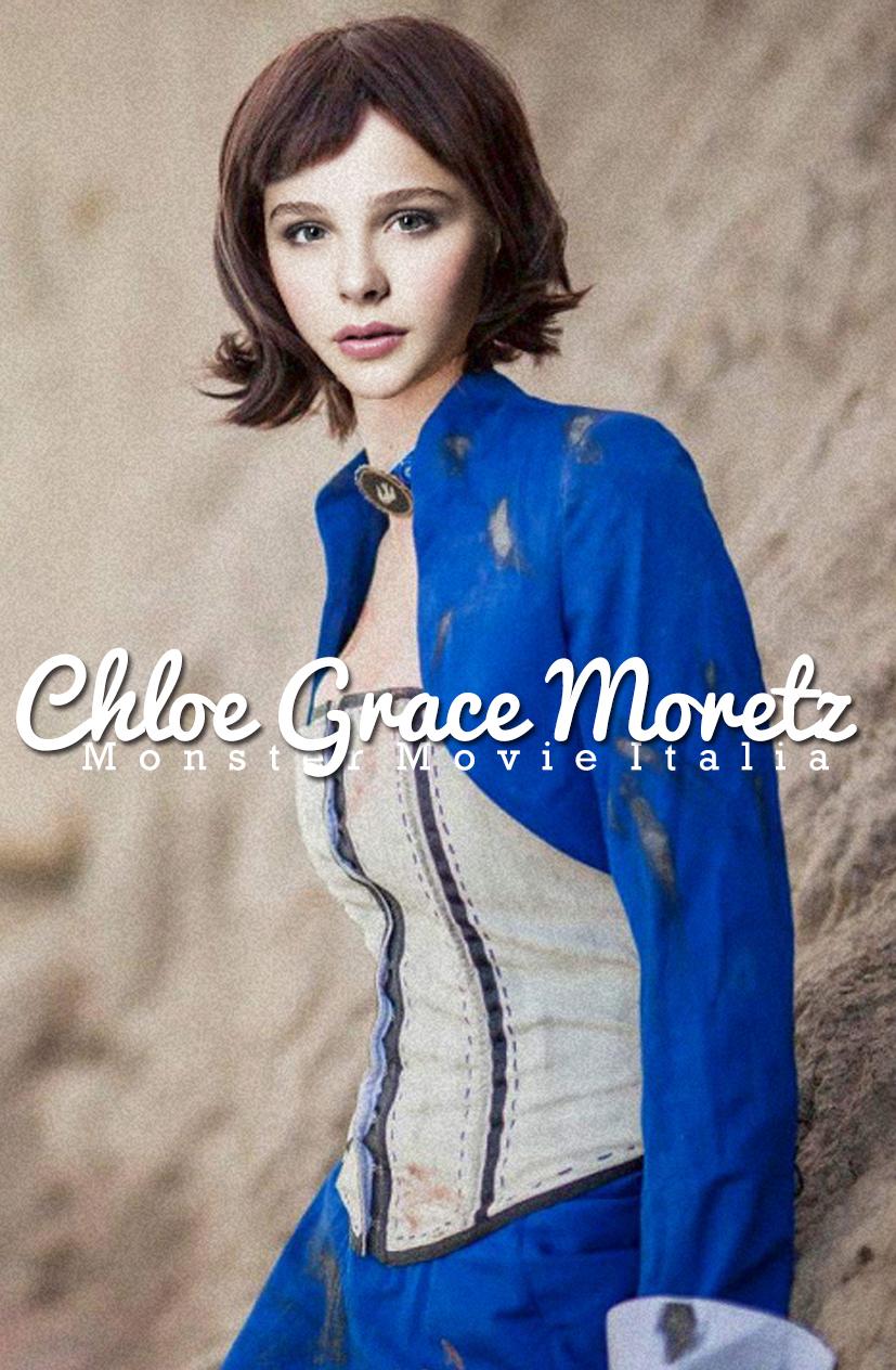 Chloe Moretz in BioShock