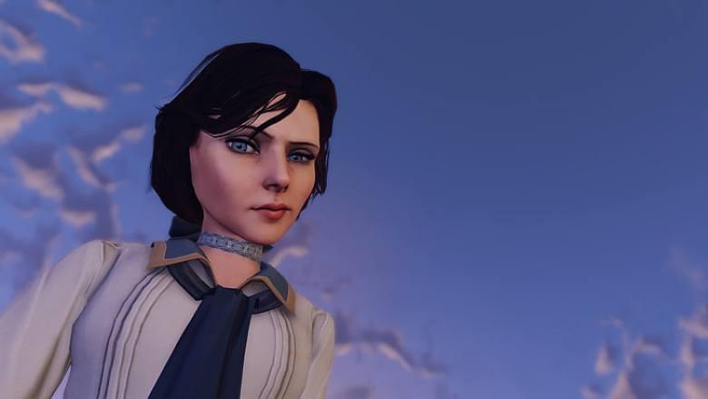 Elizabeth Comstock in BioShock