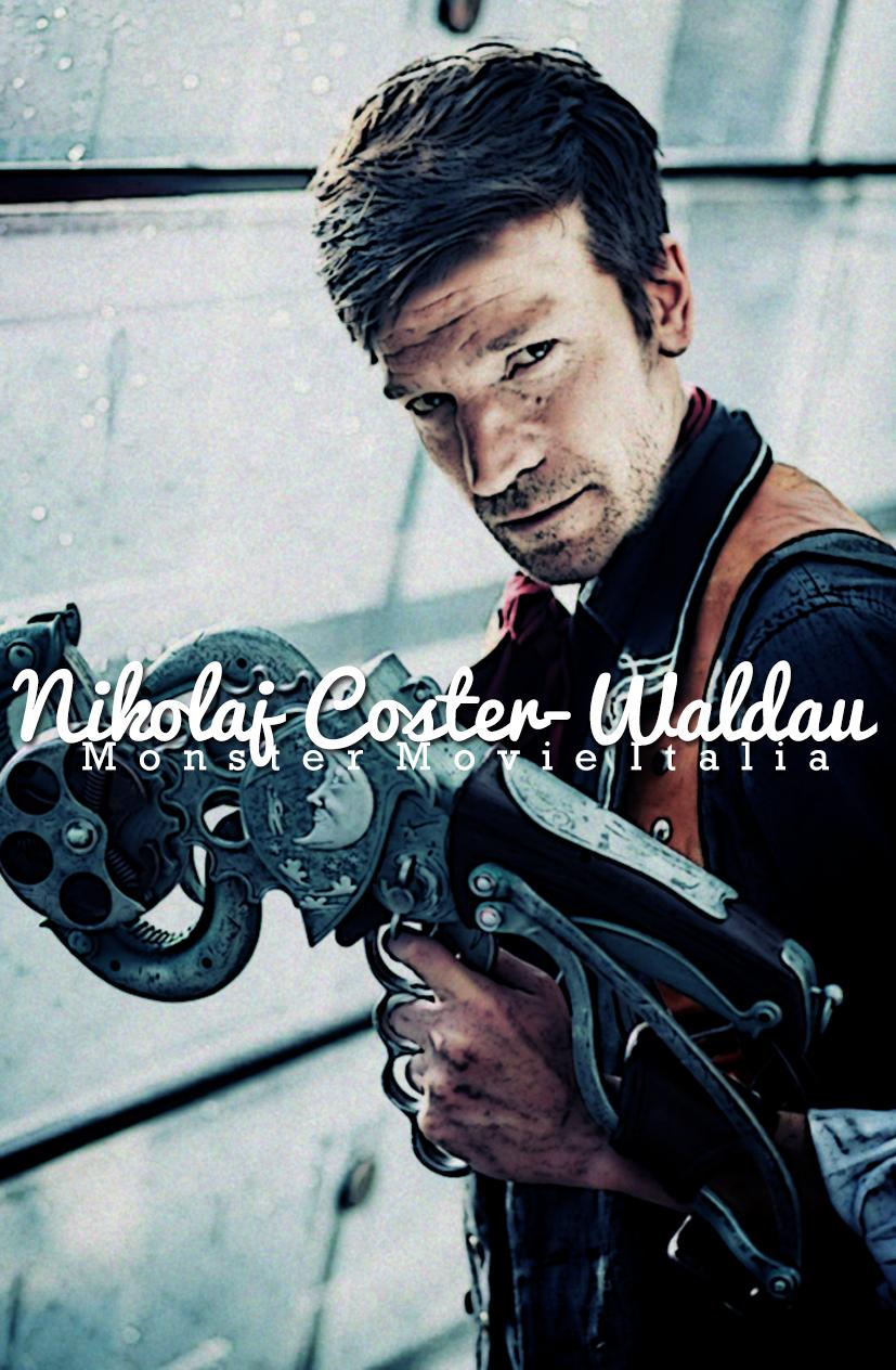 Nikolaj Coster-Waldau in BioShock