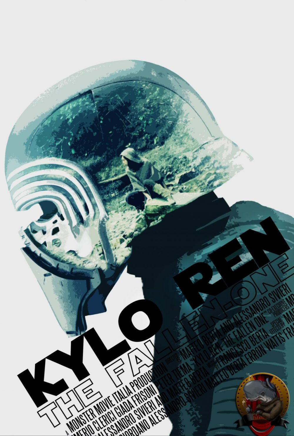 Kylo Ren Fan Film Poster