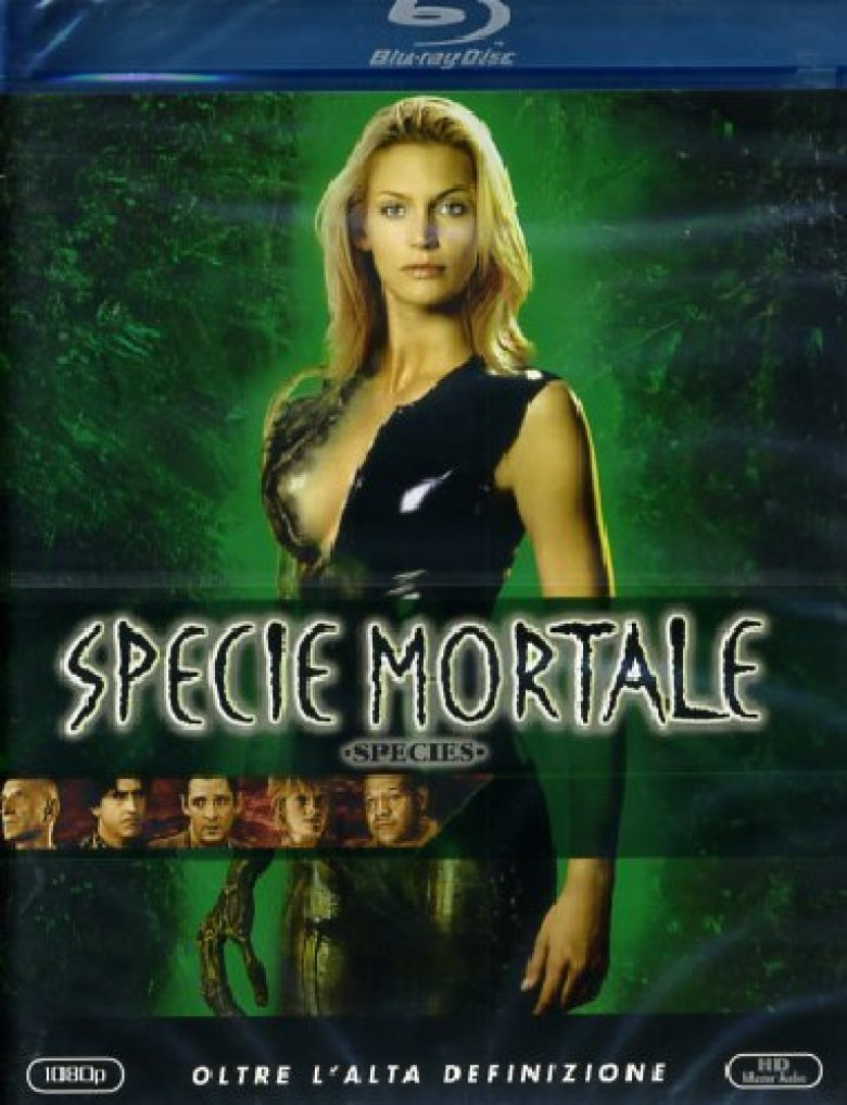Specie Mortale Blu-ray Amazon