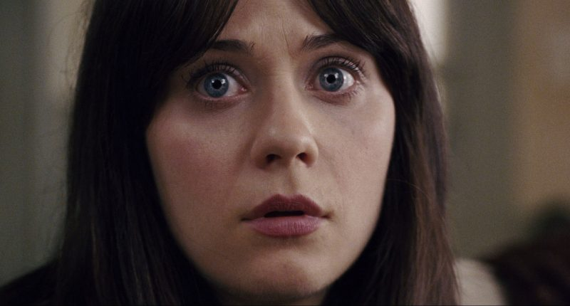 The Happening Zooey Deschanel occhi
