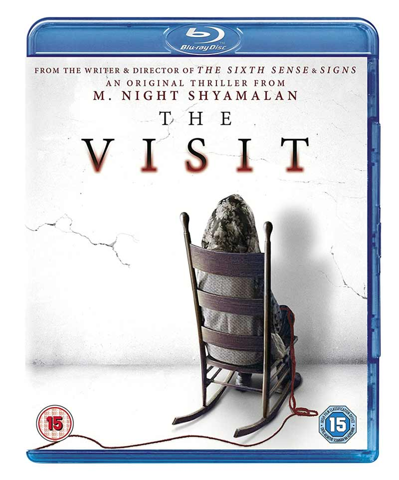 The Visit bluray link per acquistare