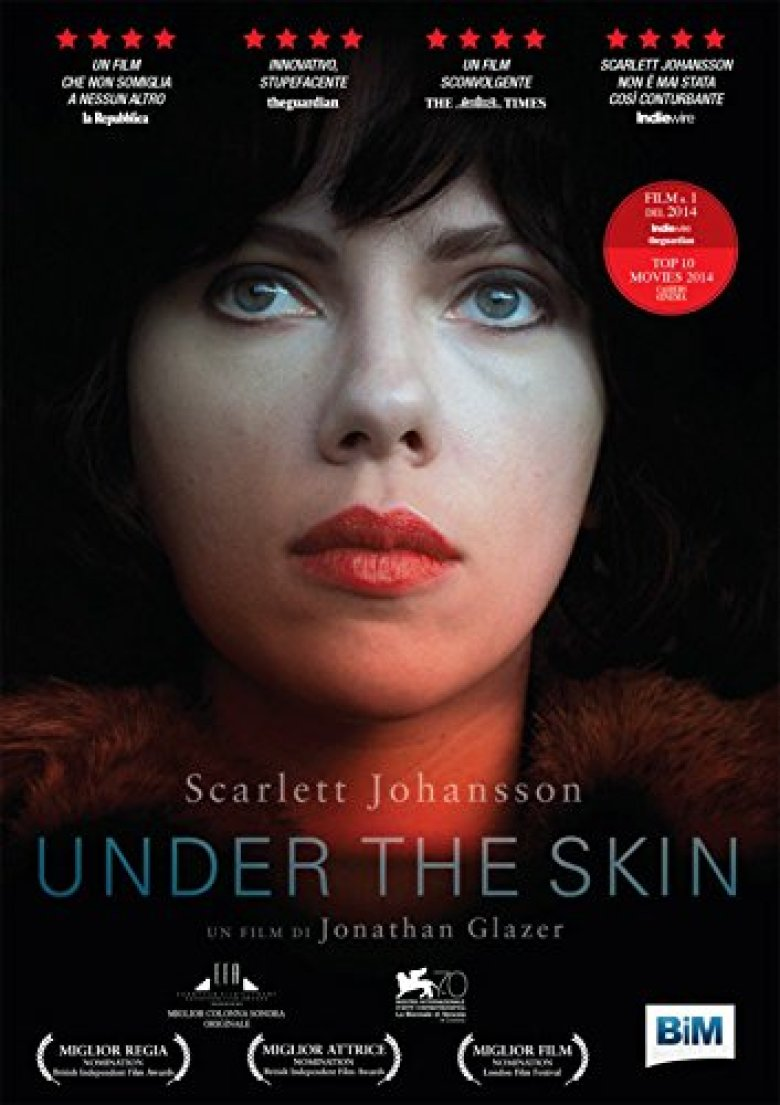 Under the Skin Blu-ray Amazon