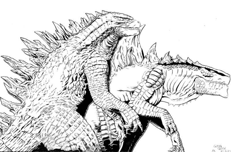 Godzilla creatura del 1998