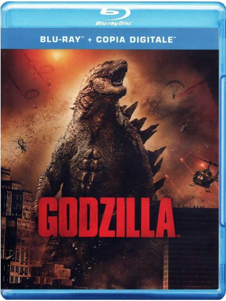 Link per acquistare Blu-ray di Godzilla (2014)