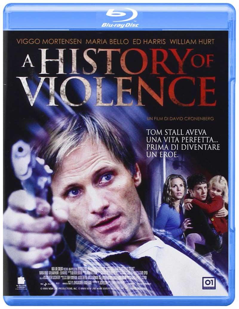 History of Violence link Blu-ray