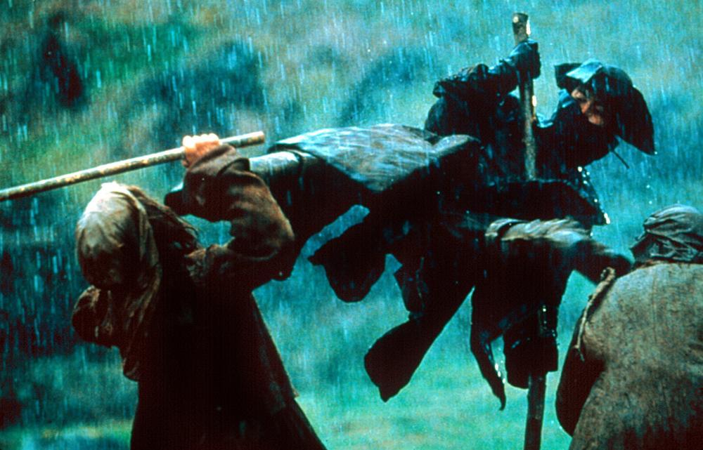 Patto dei lupi prologo scena lotta