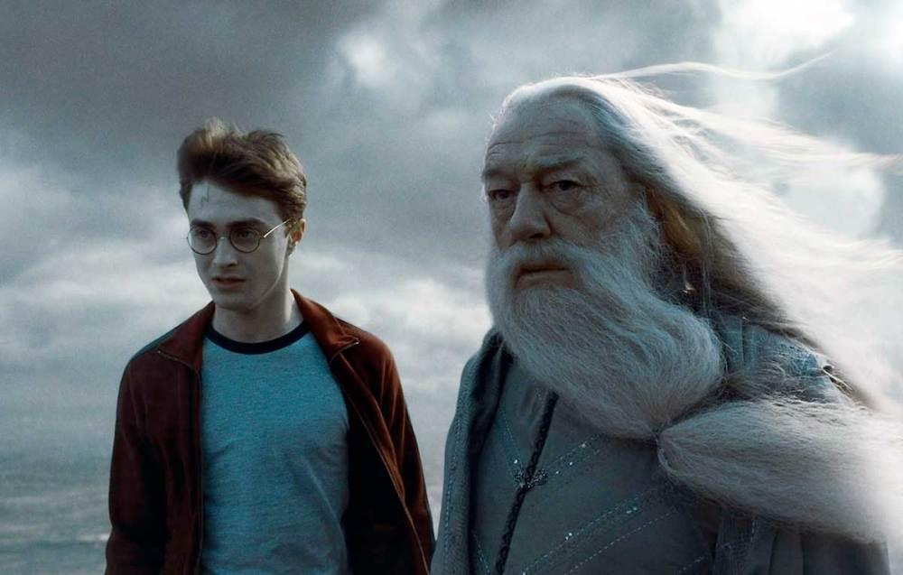 Harry Potter e Albus Silente ne Il principe mezzosangue