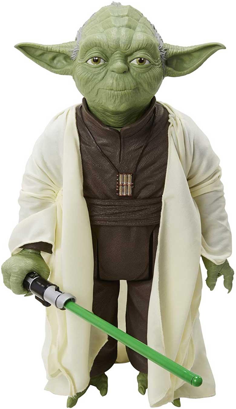 Link acquisto per giocattolo di Yoda