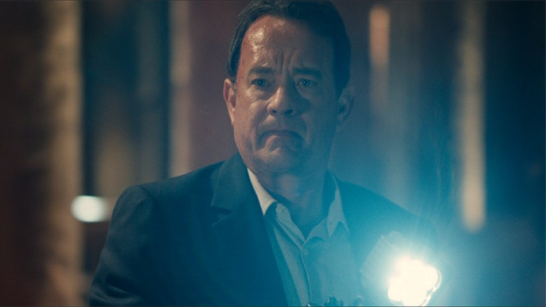 Robert Langdon Tom Hanks Inferno