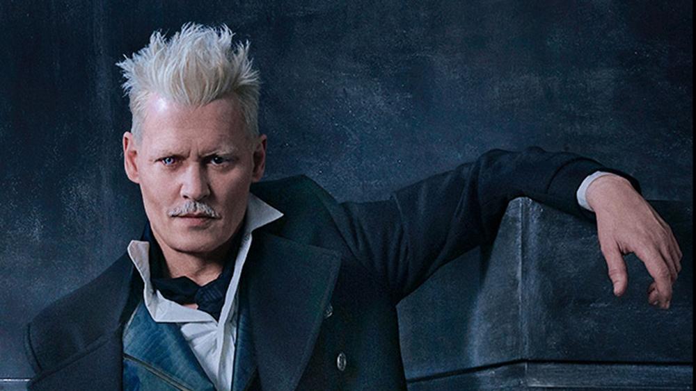 Johnny Depp è Gellert Grindelwald