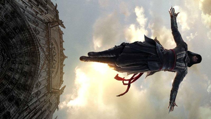 Assassin's Creed balzo della fede