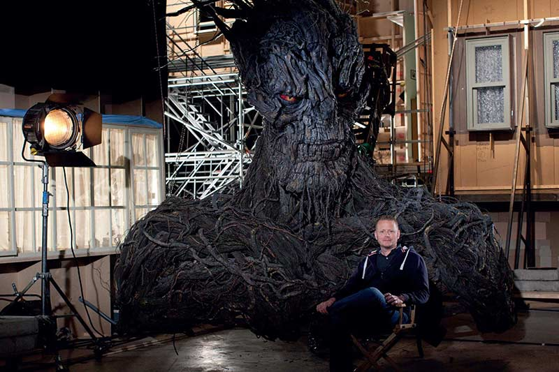 Making of A Monster Calls