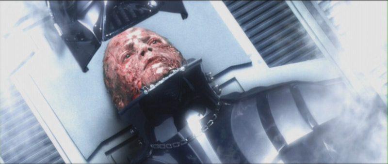 Anakin bruciato da Obi-Wan ne La vendetta dei Sith
