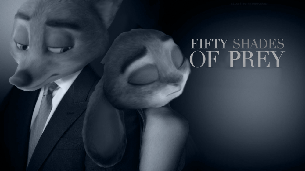 Fifty Shades of Prey Zootopia
