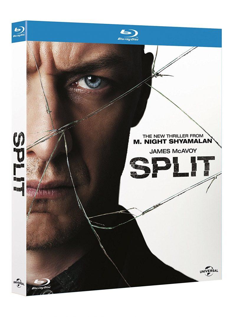 Split Blu-ray acquistare link