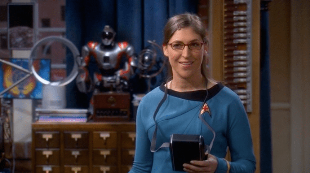 amy-farrah-fowler star treck hot sexy naked sex change big bang theory