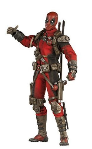 deadpool 2 sideshow figure hot toys dark batman fox marvel universal