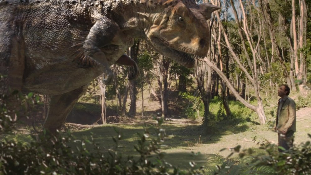 terra nova carnotaurus monster jurasic world hot roland