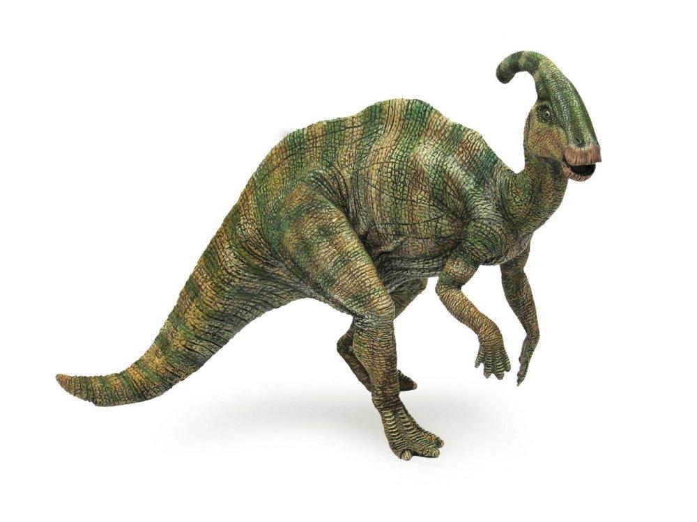 Parasaurolophus giocattolo action figure link dinosauro