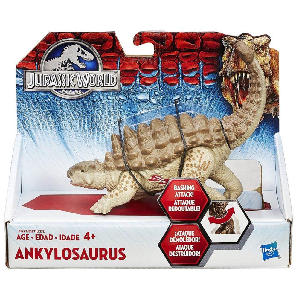 Anchilosauro giocattolo Jurassic World