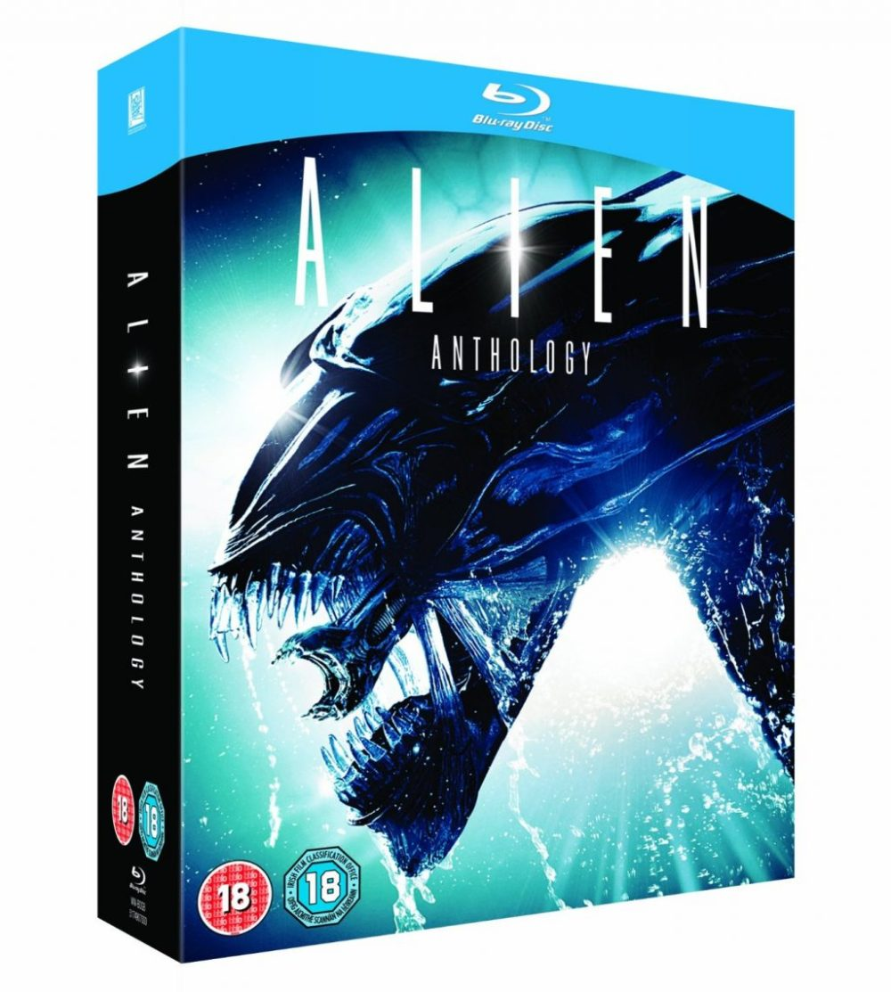 alien anthology blu ray amazon