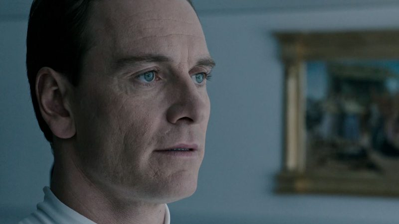 Androide David in Alien Covenant