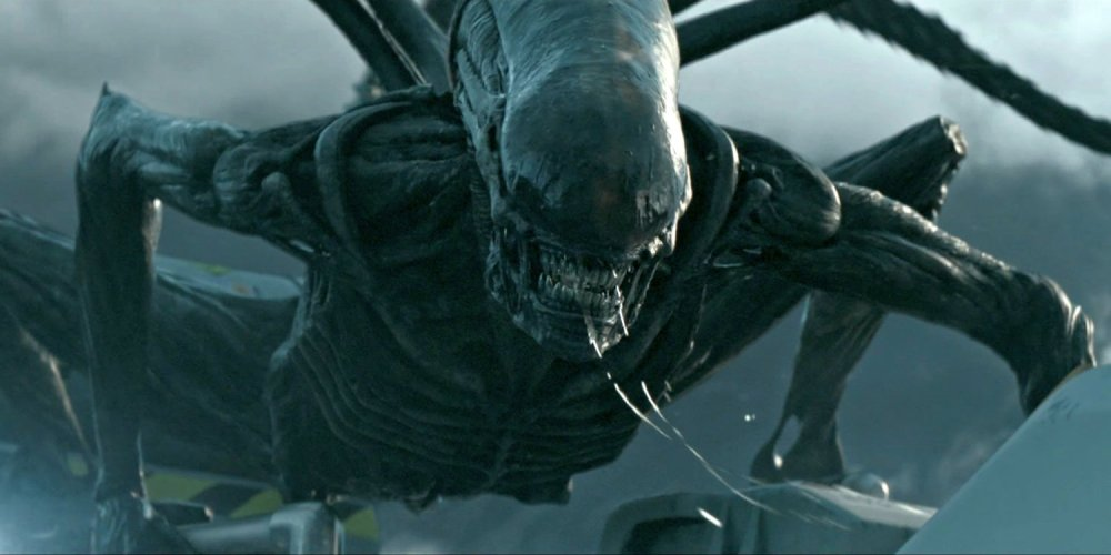 Alien Covenant Xenomorfo Protomorfo