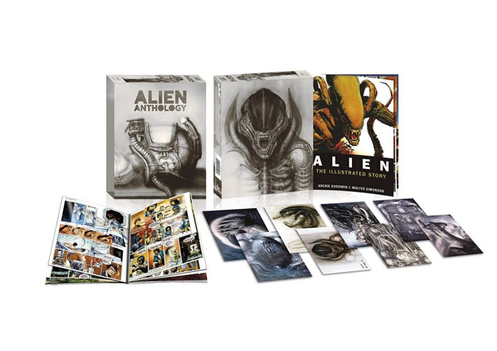 Collezione alien anthology amazon