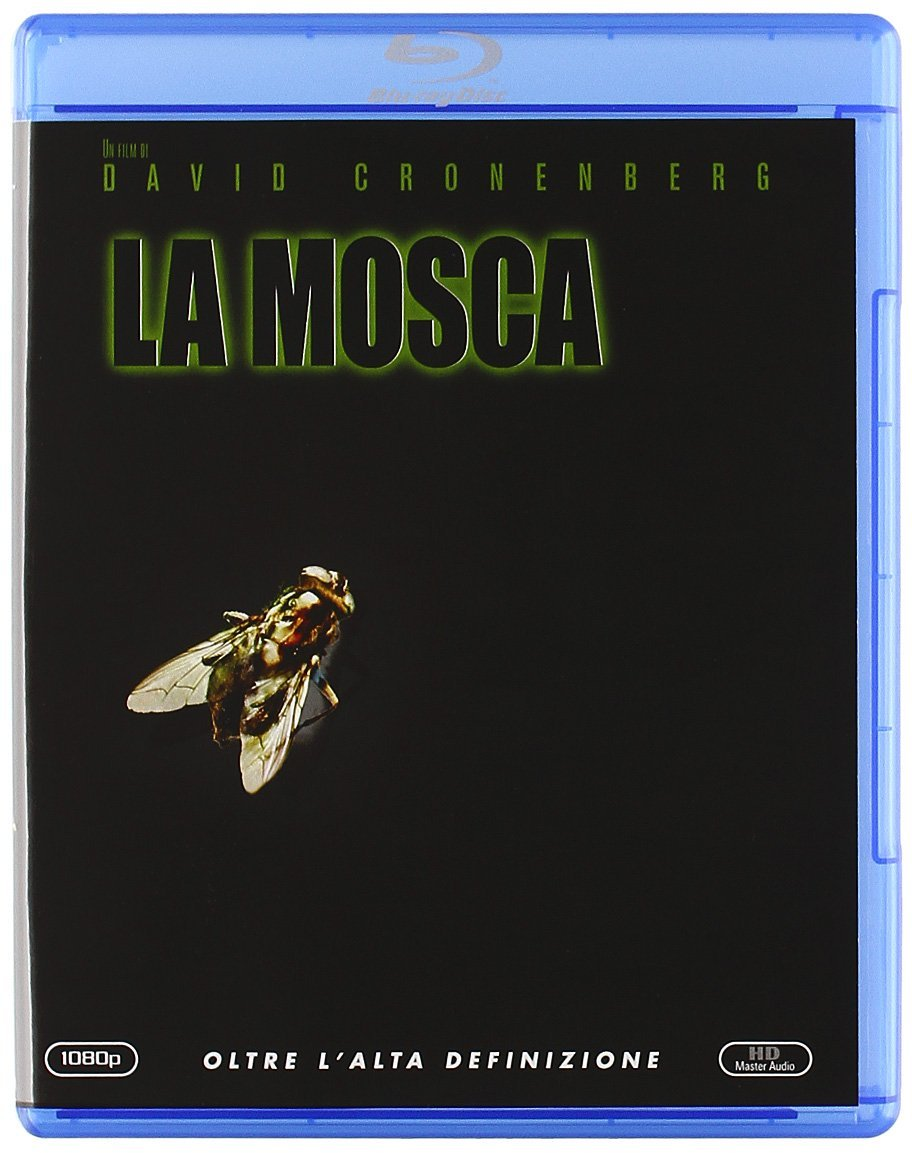 la mosca fly amazon blu ray_
