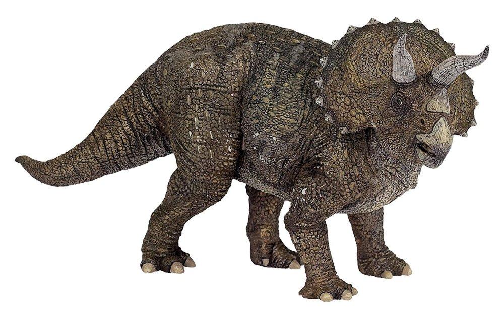 triceratopo papo amazon monster movie_