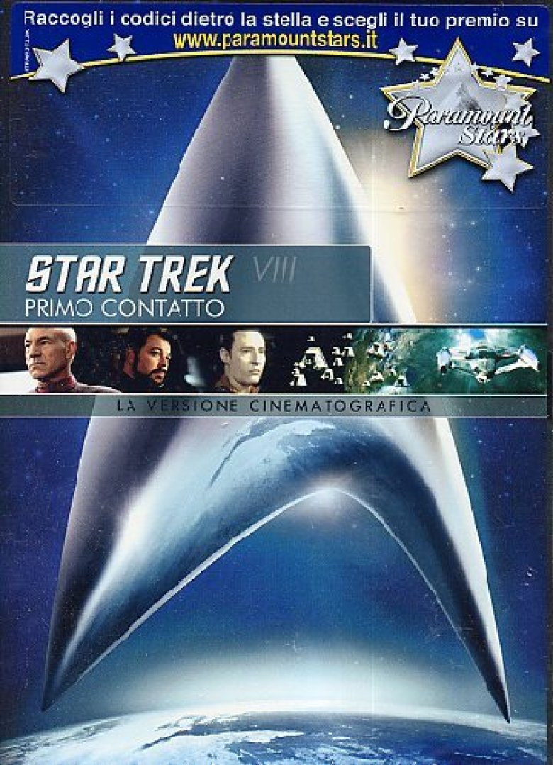 Star Trek Primo Contatto DVD su Amazon