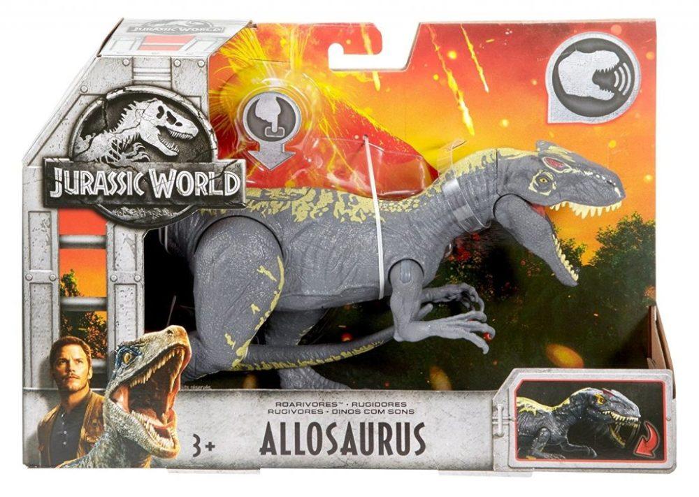 Allosaurus giocattolo Jurassic World Amazon