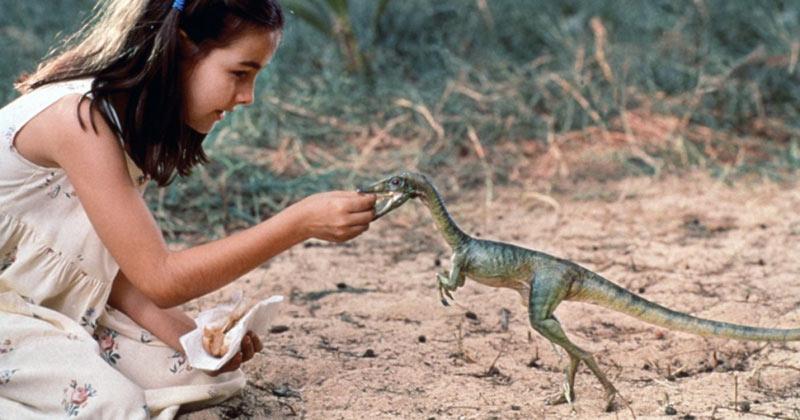 Compsognathus compy Jurassic Park 2
