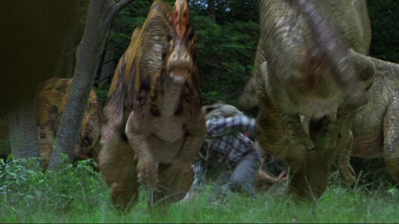 Coritosauro Jurassic Park 3