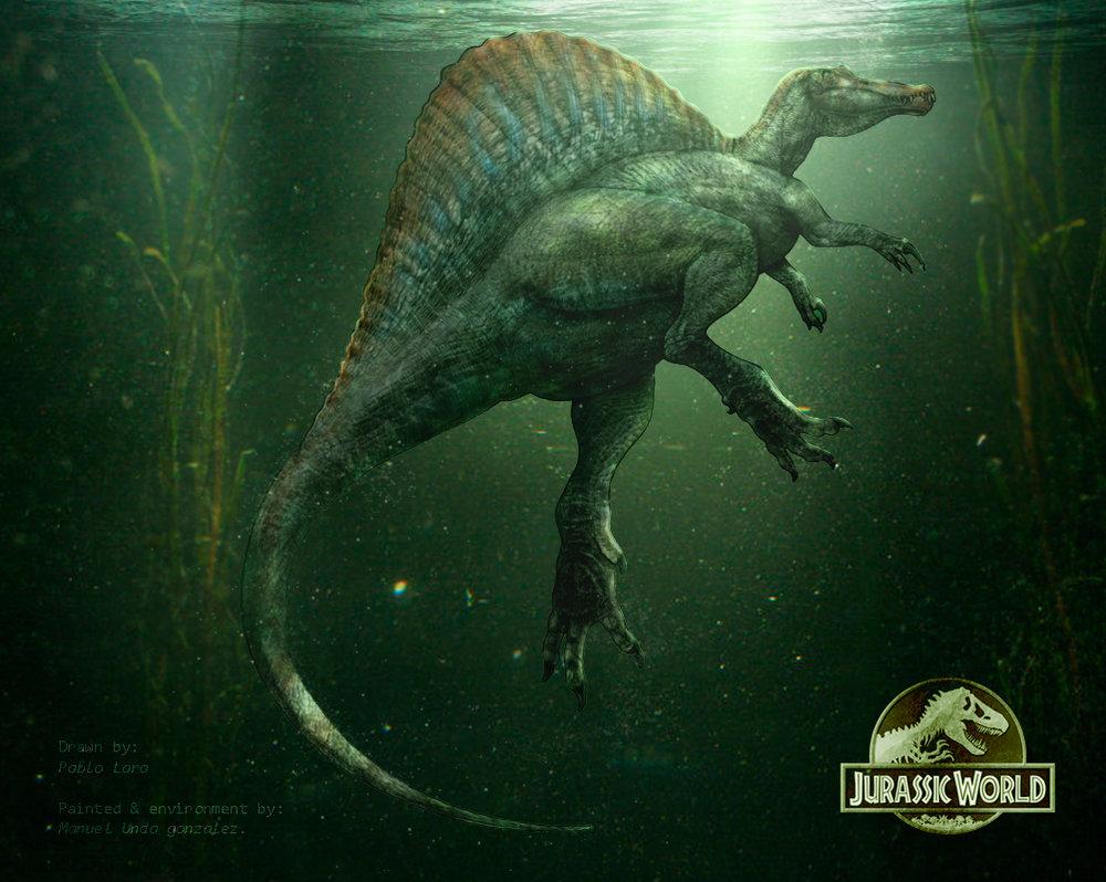 fallen kingdom spinosaur15