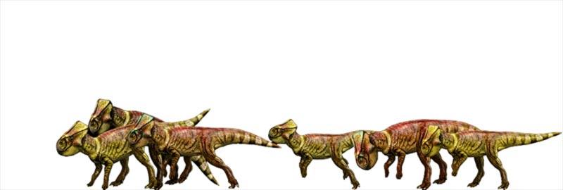 Jurassic World microcerato dinosaurini