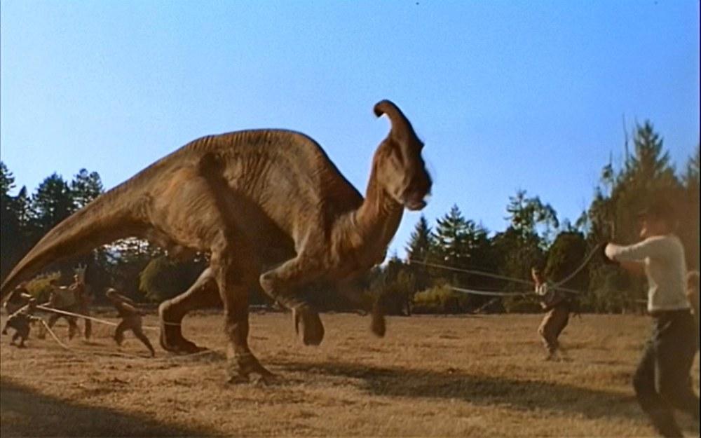 Mondo Perduto Jurassic Park Parasaurolophus