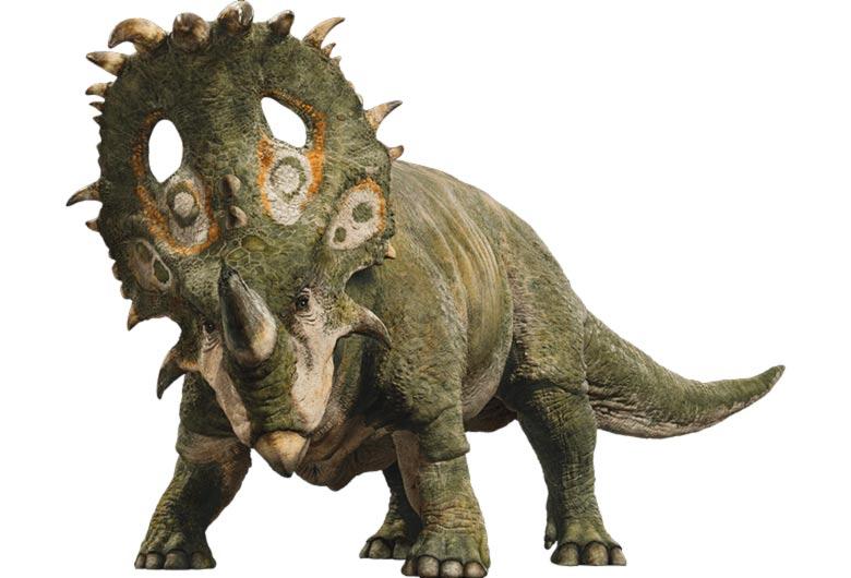 Sinoceratopo Fallen Kingdom Jurassic World