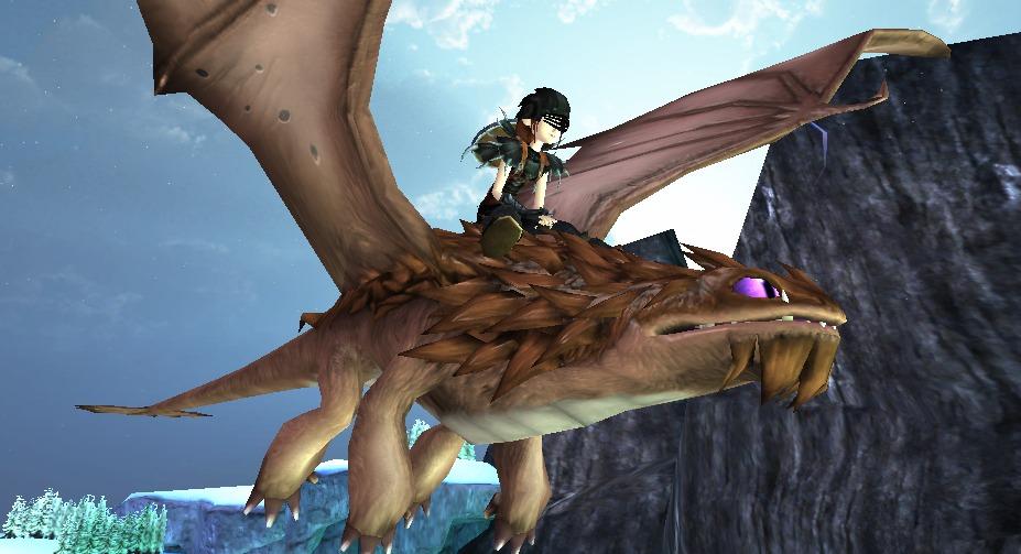 Ululato Lanoso Rise of Berk Dragon Trainer